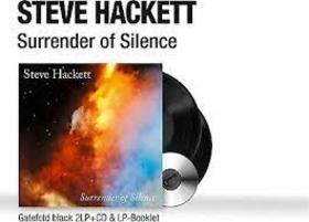 HACKETT, STEVE - SURRENDER OF SILENCE -HQ-