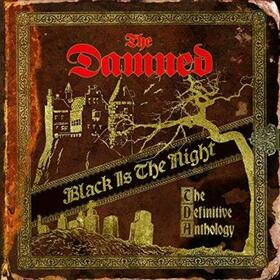 DAMNED - BLACK IS THE NIGHT: DEFINITIVE ANTHOLOGY =BOX=