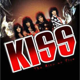 KISS - RITZ ON FIRE 1988 -HQ-