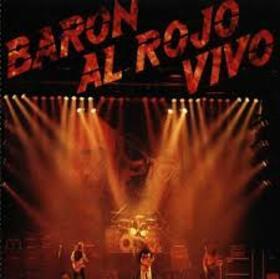 BARON ROJO - AL ROJO VIVO (DOBLE DIRECTO) -HQ-