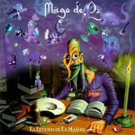 MAGO DE OZ - LA LEYENDA DE LA MANCHA + CD