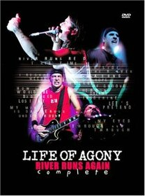 LIFE OF AGONY - RIVER RUNS AGAIN + DVD -BOX-