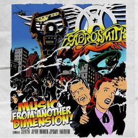 AEROSMITH - MUSIC FROM ANOTHER DIMENSION -DELUXE-