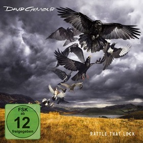GILMOUR, DAVID - RATTLE THAT LOCK + BLURAY