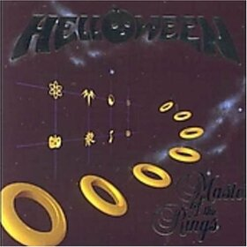 HELLOWEEN - MASTER OF THE RINGS -11TR