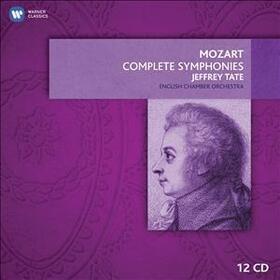 MOZART, WOLFGANG AMADEUS - COMPLETE SYMPHONIES -LTD-