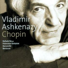 CHOPIN, FREDERIC - ASHKENAZY PLAYS LATE CHOP