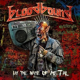 BLOODBOUND - IN THE NAME OF.. -DIGI-