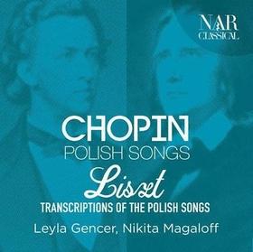 CHOPIN, FREDERIC - POLISH SONGS