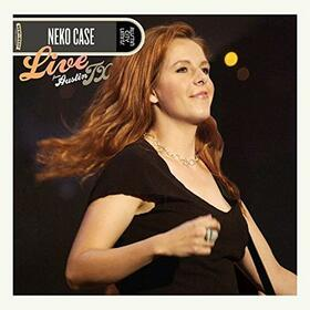 CASE, NEKO - LIVE FROM AUSTIN TX + DVD