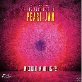 PEARL JAM - BEST OF-IN CONCERT ON AIR