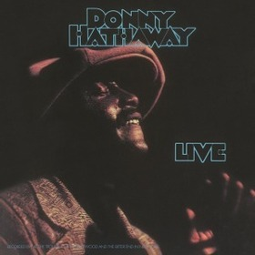 HATHAWAY, DONNY - LIVE