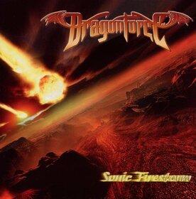 DRAGONFORCE - SONIC FIRESTORM -CD+DVD-