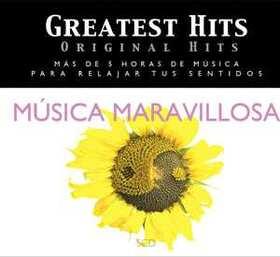 VARIOUS ARTISTS - 100 GREATEST HITS - ORIGINAL HITS - MARAVILLOSA
