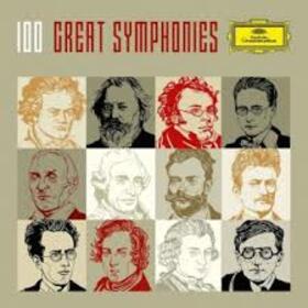 VARIOUS ARTISTS - 100 GREAT SYMPHONIES