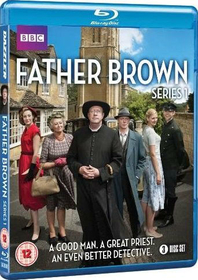 TV SERIES - FATHER BROWN - SERIES 1