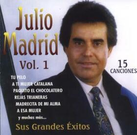 MADRID, JULIO - 15 CANCIONES VOL. 1
