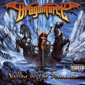 DRAGONFORCE - VALLEY OF THE DAMMNED + DVD