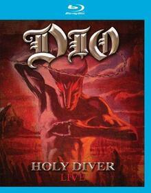 DIO - HOLY DIVER -LIVE-