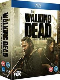 TV SERIES - WALKING DEAD SEASON 1-5