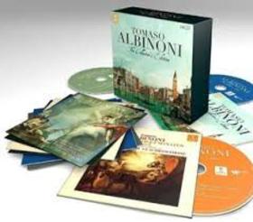 ALBINONI, TOMASO - COLLECTORS EDITION =BOX=