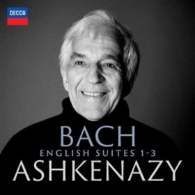 ASHKENAZY, VLADIMIR - BACH: ENGLISH SUITES 1-3