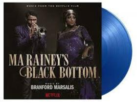 ORIGINAL SOUND TRACK - MA RAINEY'S BLACK BOTTOM -HQ-