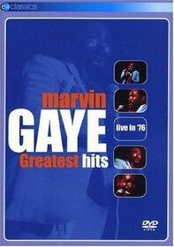 GAYE, MARVIN - GREATEST HITS LIVE: 1976