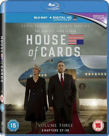 TV SERIES - HOUSE OF CARDS - S3 USA