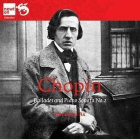 CHOPIN, FREDERIC - BALLADES & PIANO SONATA N