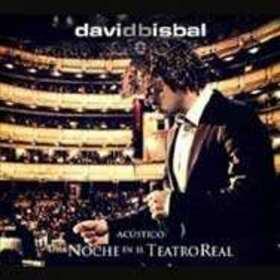 BISBAL, DAVID - UNA NOCHE EN EL TEATRO REAL + DVD