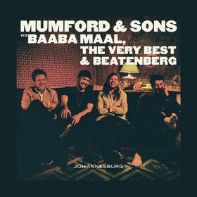 MUMFORD & SONS - JOHANNESBURG -EP-