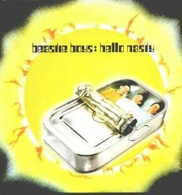 BEASTIE BOYS - HELLO NASTY -HQ-