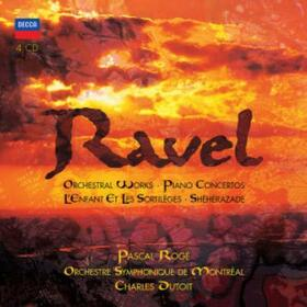 RAVEL, MAURICE - ORCHESTRAL WORKS