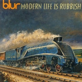 BLUR - MODERN LIFE IS RUBBISH -LTD-