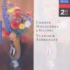 CHOPIN, FREDERIC - NOCTURNES/BALLADES 1-4