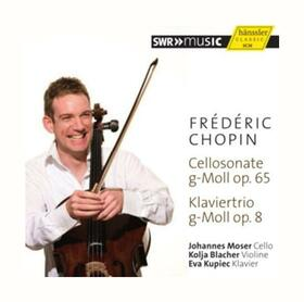 CHOPIN, FREDERIC - CELLOSONATE G-MOLL OP.65