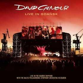 GILMOUR, DAVID - LIVE IN GDANSK