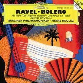 RAVEL, MAURICE - BOLERO/RAPS/ESP