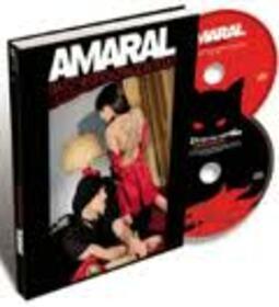 AMARAL - GATO NEGRO DRAGON ROJO - BOOK EDITION -