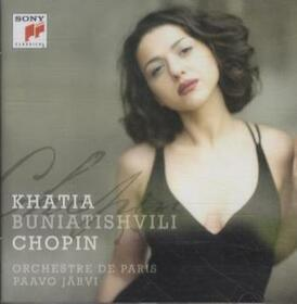 CHOPIN, FREDERIC - CHOPIN BY KHATIA