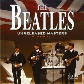 BEATLES - UNRELEASED MASTERS -BOX-