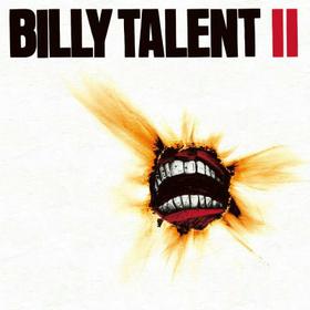 BILLY TALENT - BILLY TALENT II -HQ-