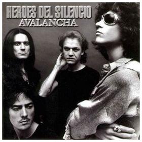 HEROES DEL SILENCIO - AVALANCHA + CD