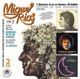 RIOS, MIGUEL - HISTORIA DE UNA BUSQUEDA 1974-1977