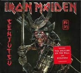 IRON MAIDEN - SENJUTSU -DIGI-