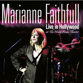 FAITHFULL, MARIANNE - LIVE IN HOLLYWOOD -DIGI-