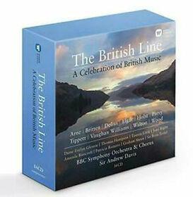 DAVIS, ANDREW - BRITISH LINE -BOX SET-