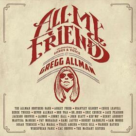 ALLMAN, GREGG - ALL MY FRIENDS + BLURAY