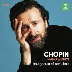CHOPIN, FREDERIC - PIANO WORKS